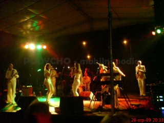 Opava-Stříbrné jezero 2009, ABBA WORLD REVIVAL
